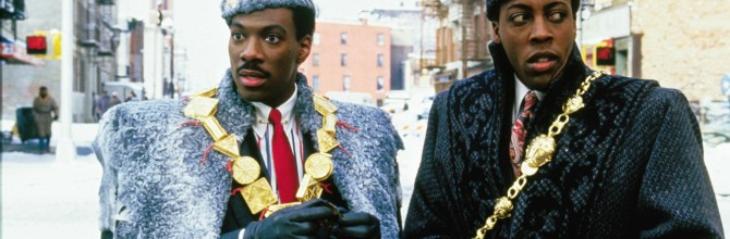 Review of Eddie Murphy's Coming to America