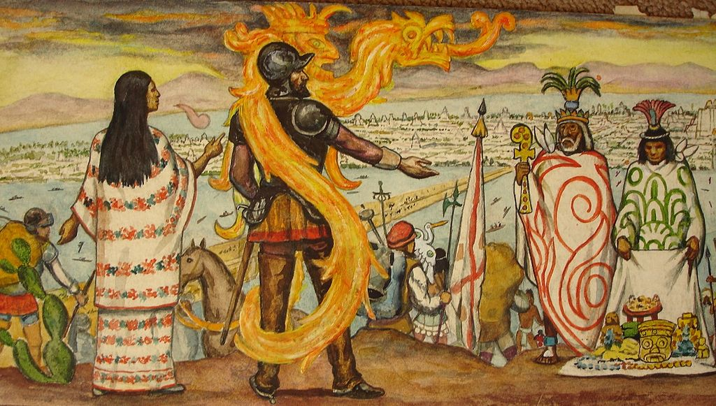 the history of the aztec nation The aztecs latin american history including developments in politics, economics, culture, social life, religion and art aztec 1300-1530 major accomplishments: dominated central america for two hundred years powerful warlike nation built the island city tenochtitlan which became mexico city.
