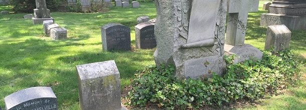 The Tombs of Melville and Bartleby