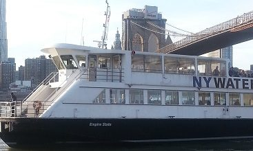 150 Years On: Recrossing Brooklyn Ferry