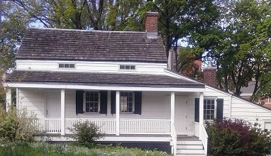 Edgar Allan Poe's Home in the Bronx