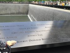 """""""Reflecting Absence"""": The World Trade Center Memorial Fountains"""