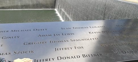 """Reflecting Absence"": The World Trade Center Memorial Fountains"