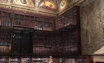 The 'S Marvelous and 'S Wonderful Morgan Library