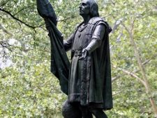 Displaying Christopher Columbus' Monument in Central Park's Literary Walk: What Are We Really Celebrating?