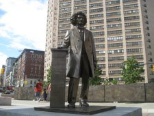 Frederick Douglass' Legacy Lives On in West Harlem
