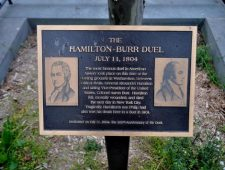 """The World Was Wide Enough"": Hamilton & Burr"