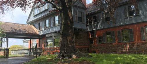The Summer White House: Teddy Roosevelt on Long Island