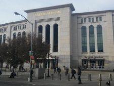 """Pitcher, Catcher, Fielder, Batter"": The Poetry of Yankee Stadium"