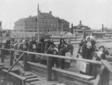 """Ellis Island: Almost in """"the Land of the Free"""""""