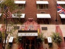 Waltzing out of The Lowell: Dorothy Parker's Sojourn in an East Side Hotel