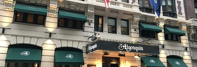 """""""Queen of Snark"""": Dorothy Parker and How She Made Her Name at the Algonquin Hotel"""